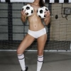 Micaela Schaefer's Tits Are Soccer Balls