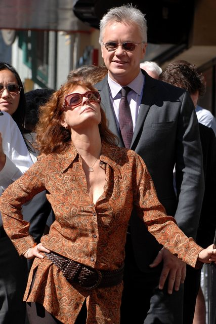 susan sarandon tim robbins break up
