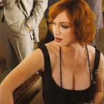 Christina Hendricks Cleavage1 150x150 Christina Hendricks Boobs Are Huge