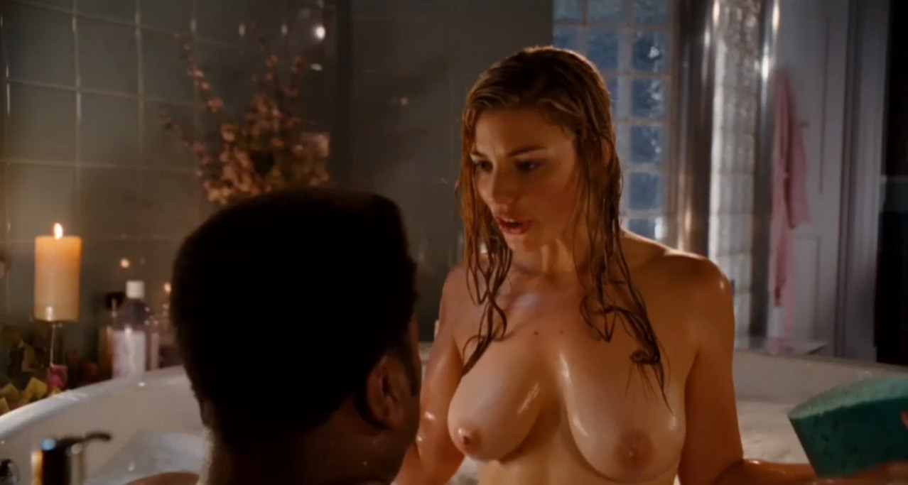 Hot tub time machine nude scene
