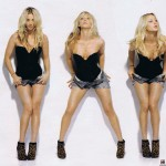 kaley cuoco cleavage 150x150 Kaley Cuoco Hot & Sexy Pics For Maxim