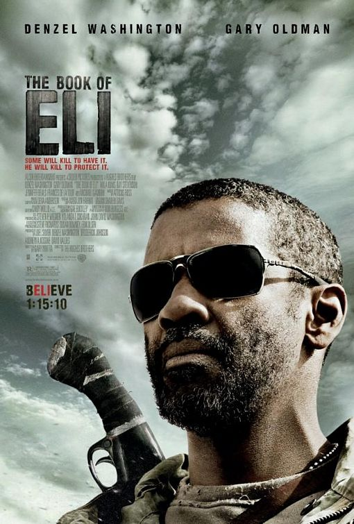 The book of eli denzel washington