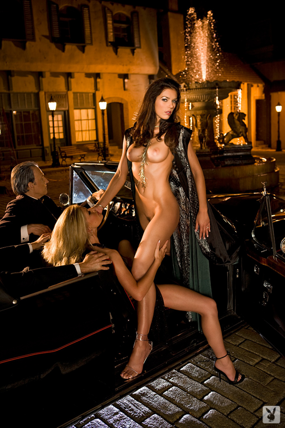 Adrianne curry nude video