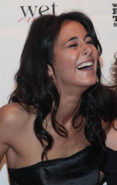 emmanuelle chriqui smiling looking pretty