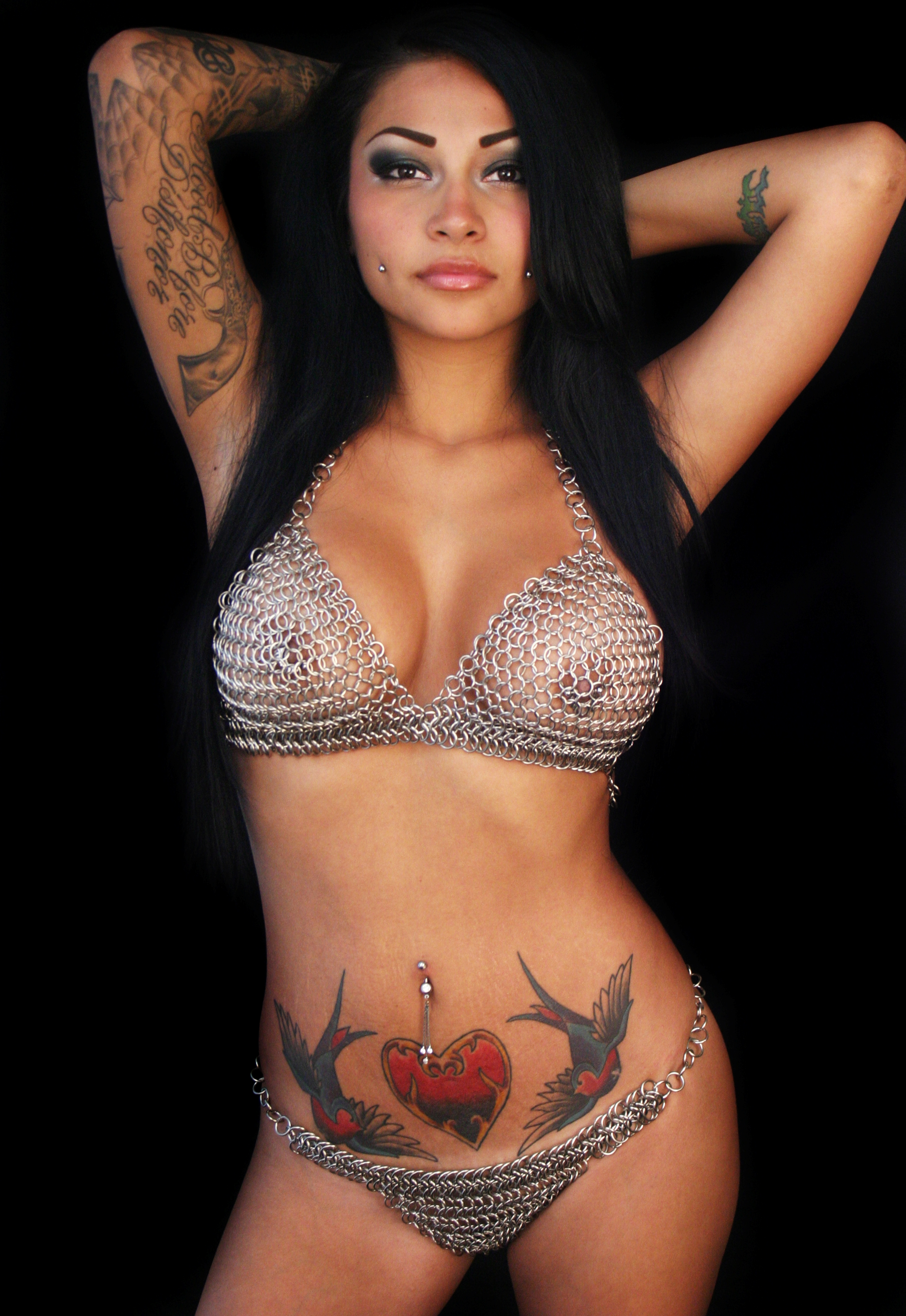 brittanya nude on rock of love