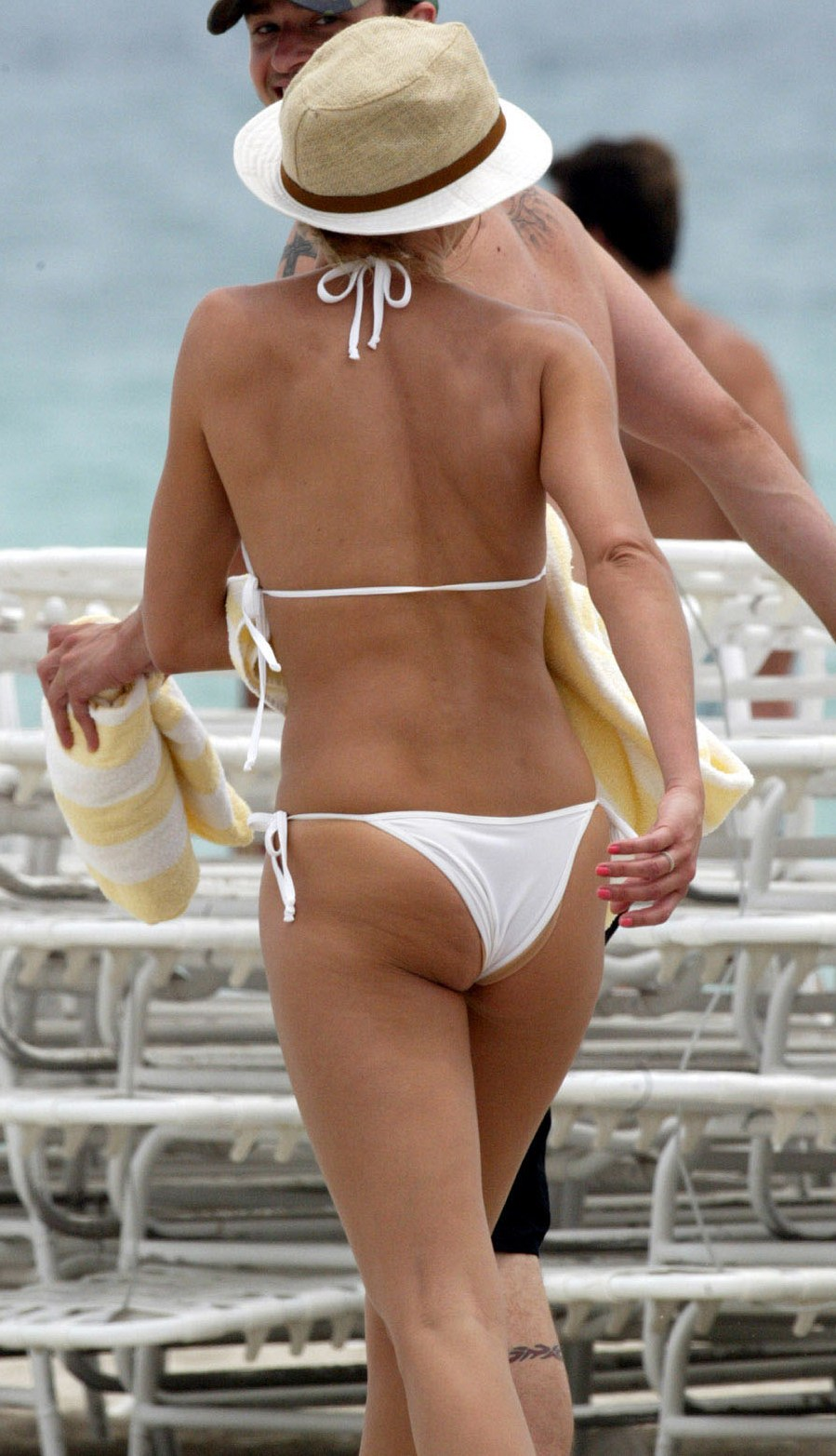 Consider, that Cameron diaz see through bikini thought differently