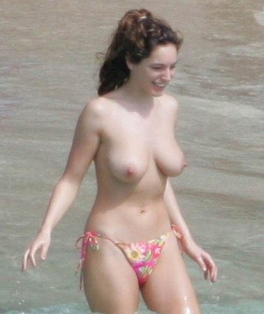 kelly brook tits