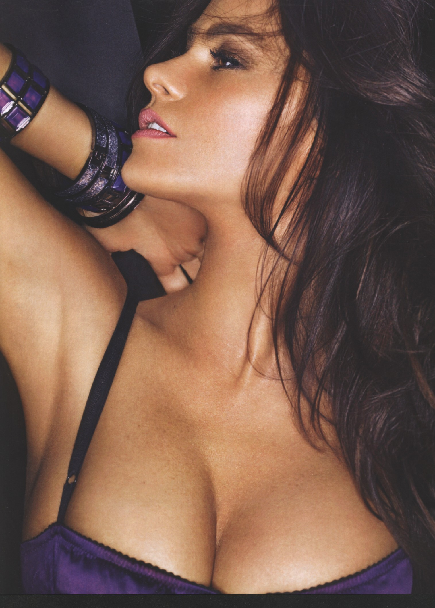 sofia vergara big cleavage fhm