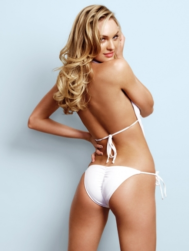 candice swanepoel ass in a thong
