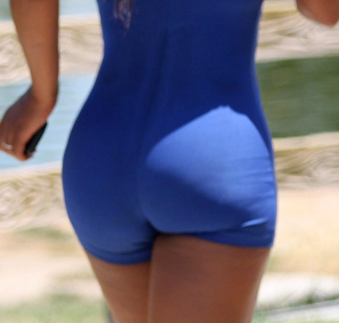 christina milian's hot ass