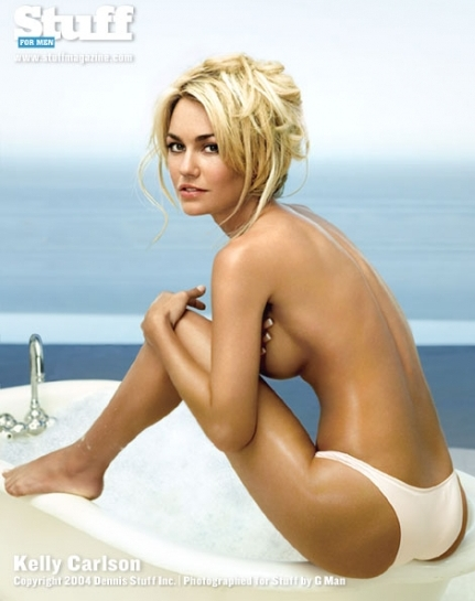 kelly carlson topless