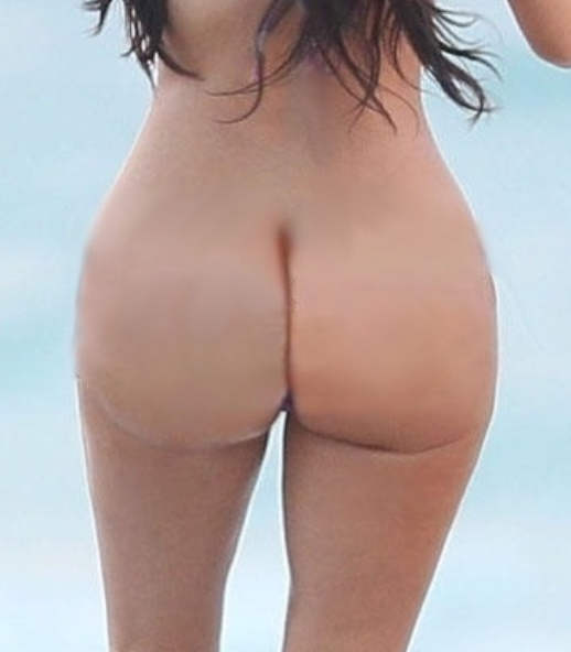 Kardashian big ass