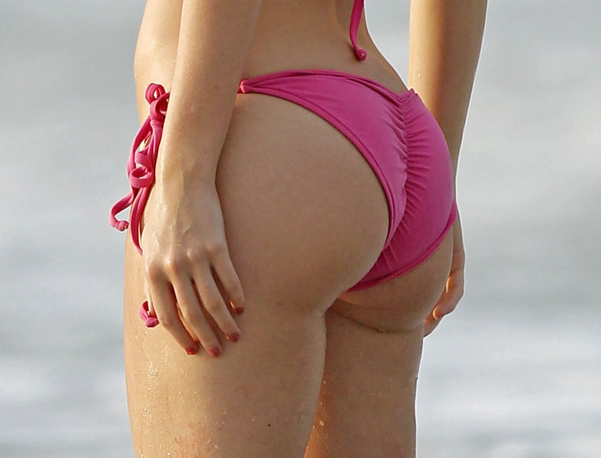 heidi montag butt implants