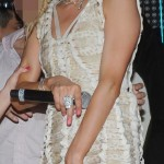 paris hilton fingers herself
