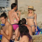 sienna miller hangs with fags