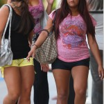 snooki fat cameltoe 150x150 The Girls Of Jersey Shore Season 3 Cameltoe Parade!