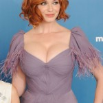 christina hendricks big tits