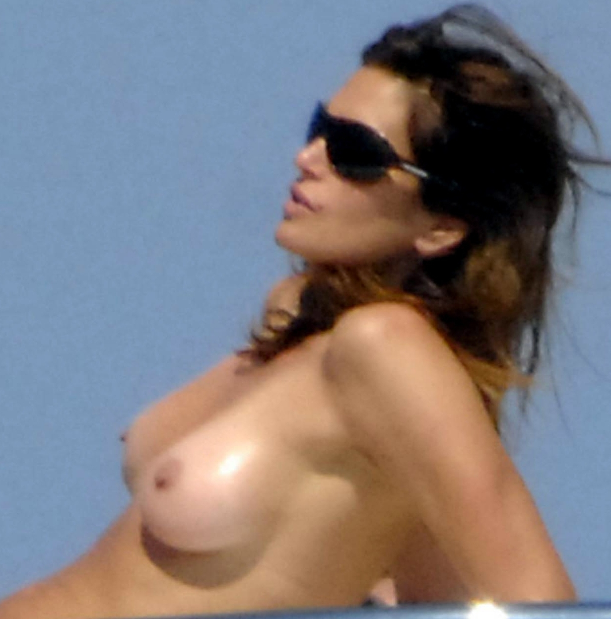 Cindy crawford naked with
