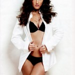minka kelly in her sexy bra