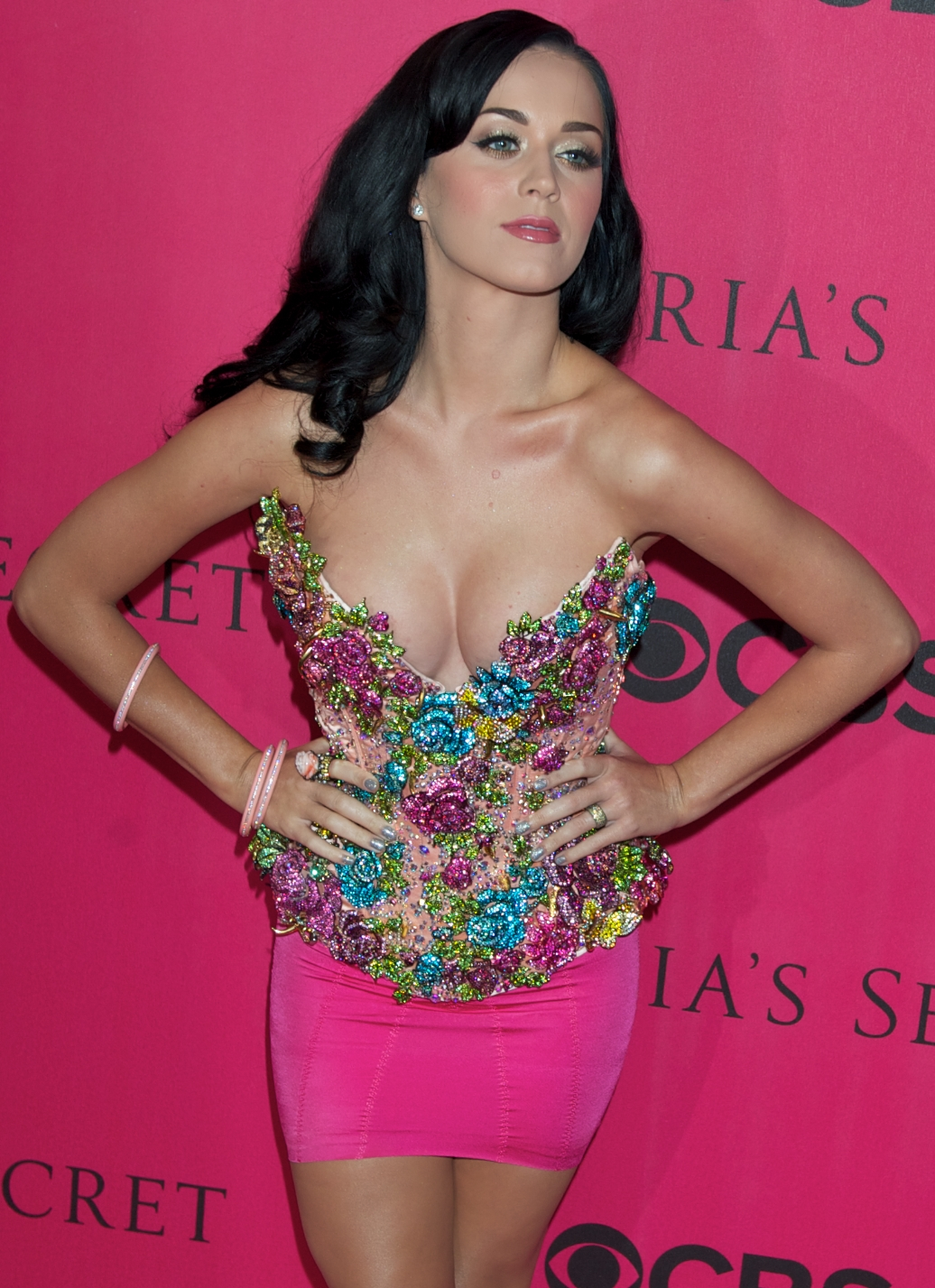 katy perry breasts