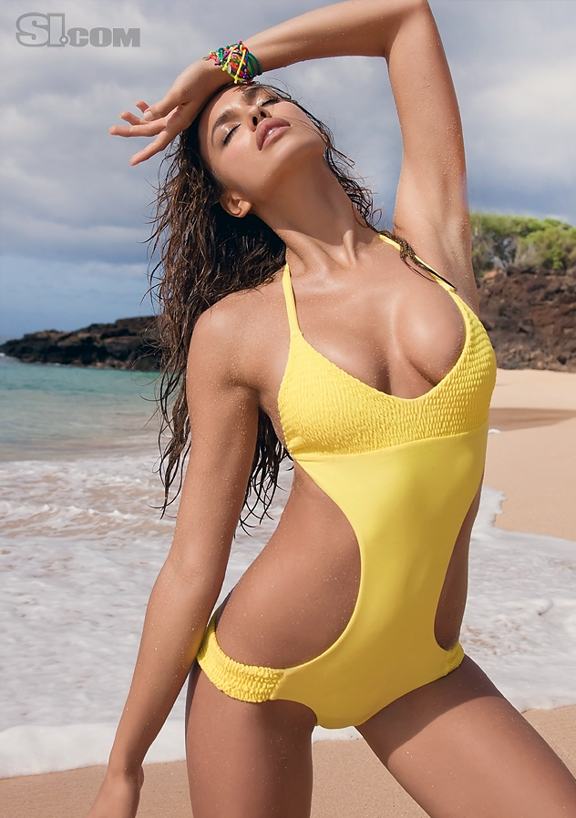 irina shayk swimsuit