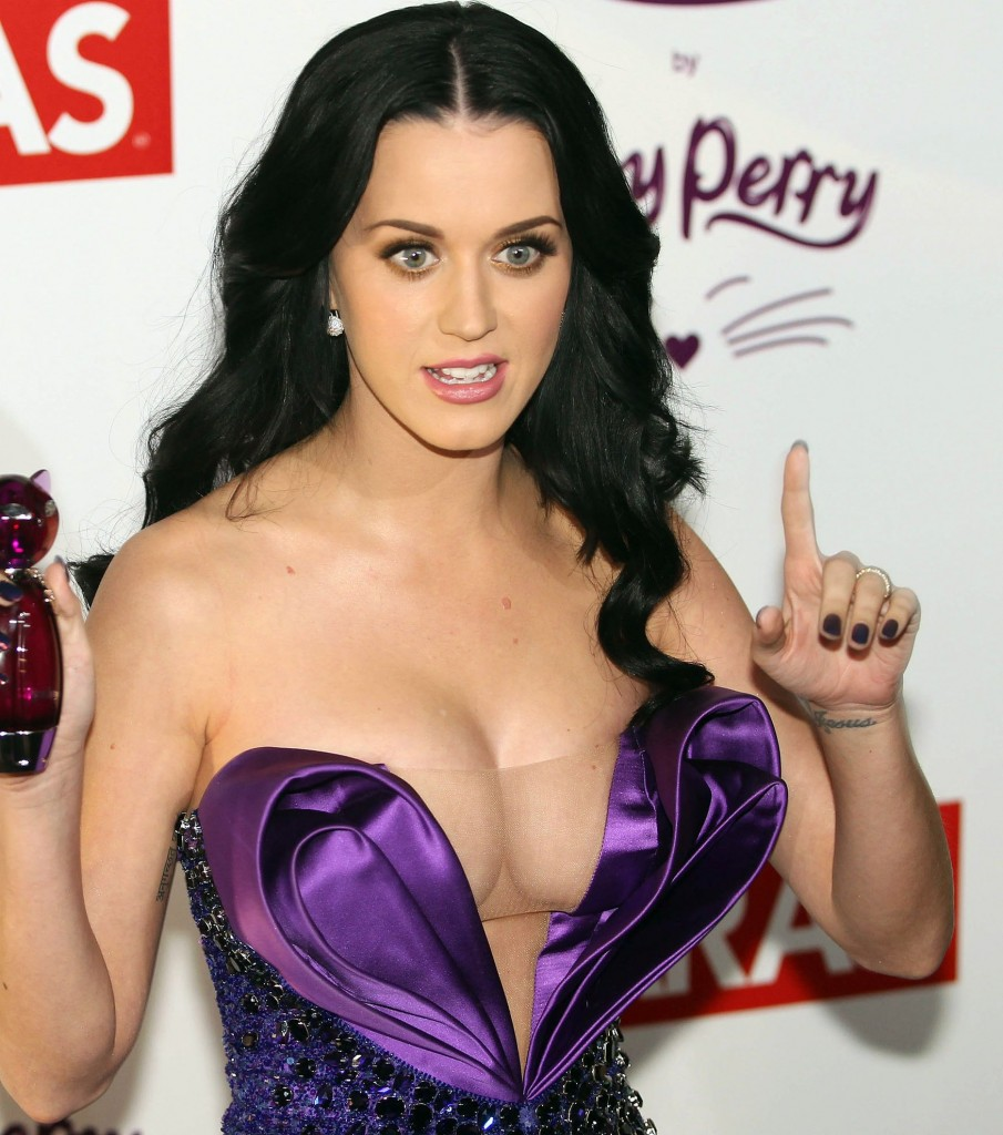 katy perry's big tits at an awards shows