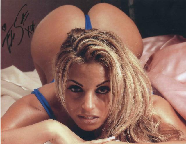 trish stratus hot ass Snooki Is Going To Wrestle With Trish Stratus... and WTF Happened To Trish Stratus?
