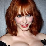 christina hendricks chest
