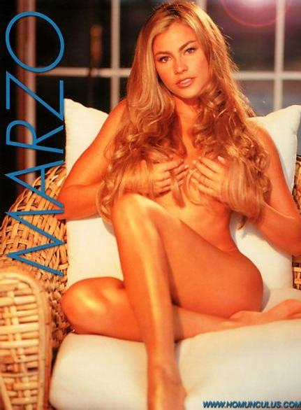 sofia vergara fully nude Sofia Vergara Every Month For A Year Calendar Packed With Big Latina Tits & Ass