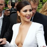 cheryl cole boob slip 150x150 X  Factors Cheryl Coles Tits Will Hopefully Always Be On Display For Simon