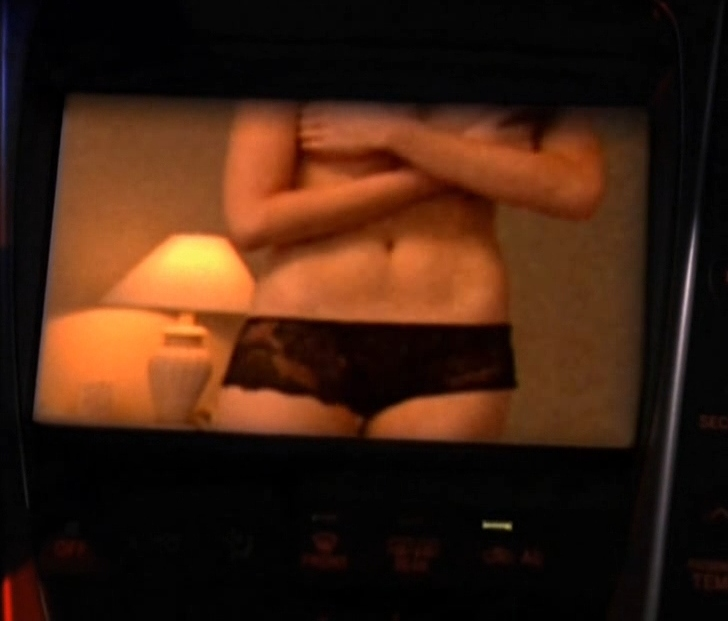 Emma Stone Gets In Her Panties Topless Covered Booo Groped By