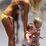 teen mom leah messer bikini 150x150 Teen Mom Leah Messer Strips Down To Her Bathing Suit & Gives Me A Boner