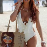 amy childs cleavage