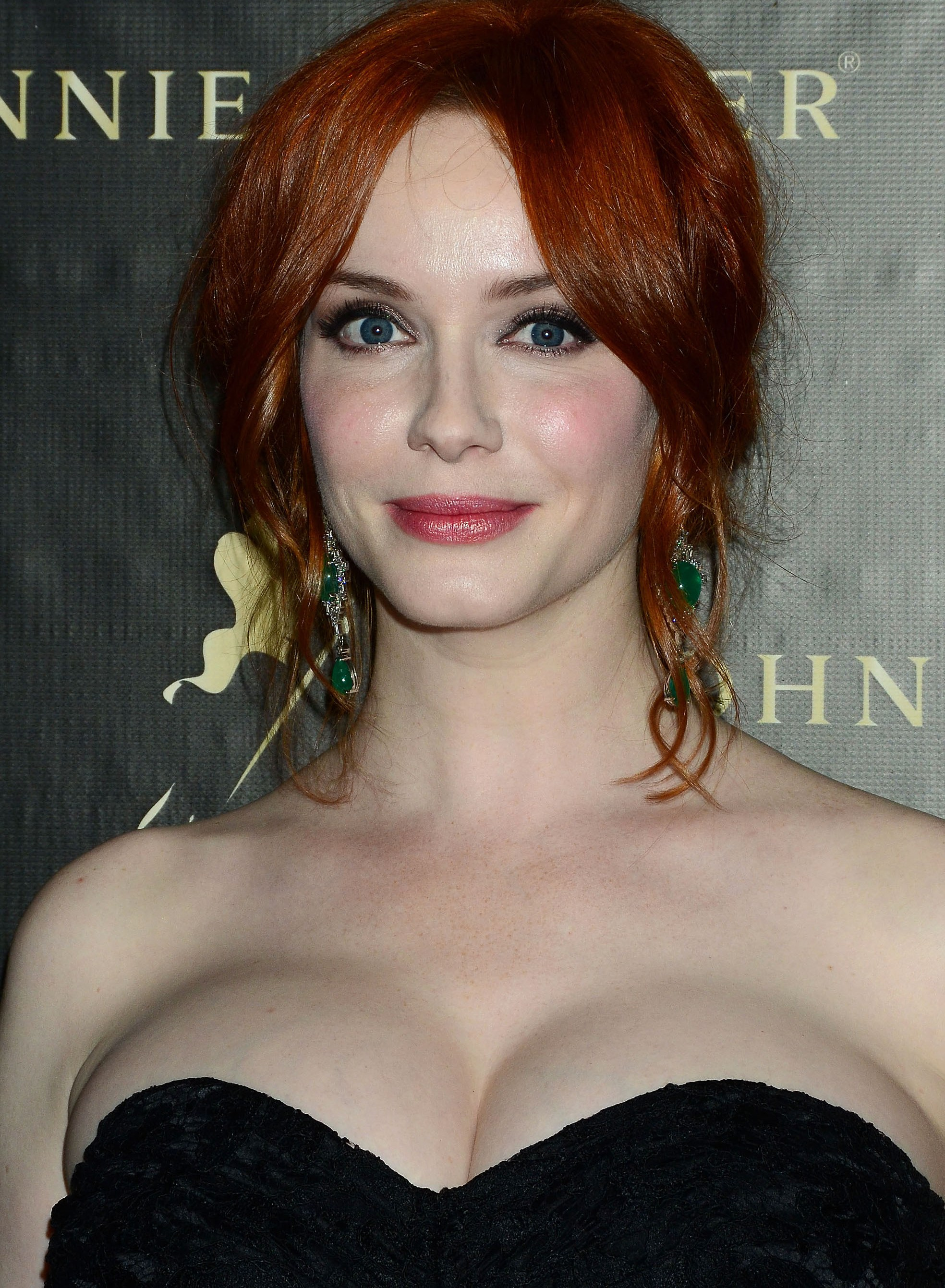 christina hendricks tits