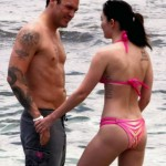 megan fox ass cheeks 150x150 Megan Fox, Bikini Crotch, Bikini Ass, Bikini Tits,& David From 90210
