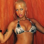 amber rose fucks sex tape 150x150 Kanye West Ex Girlfriend Amber Roses Uncensored Stolen Leaked Nude Pics Fingering Herself