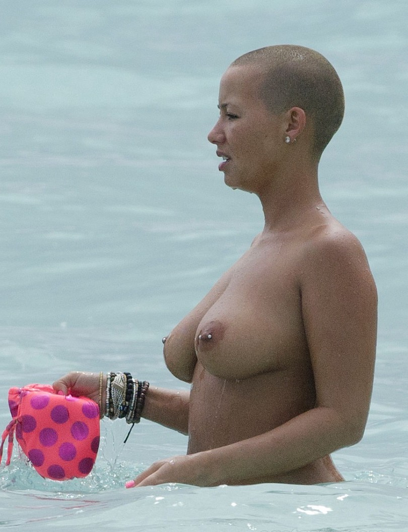 Amber rose nude uncensored