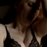 deborah ann woll cleavage 150x150 True Blood Jessica Hambys Deborah Ann Woll Sex Scene With Jason Stackhouse