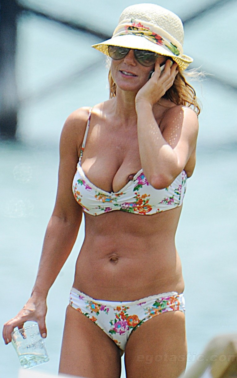 geri halliwell ginger spice tits nude The author, pictured in one of her first big girl swimsuits.