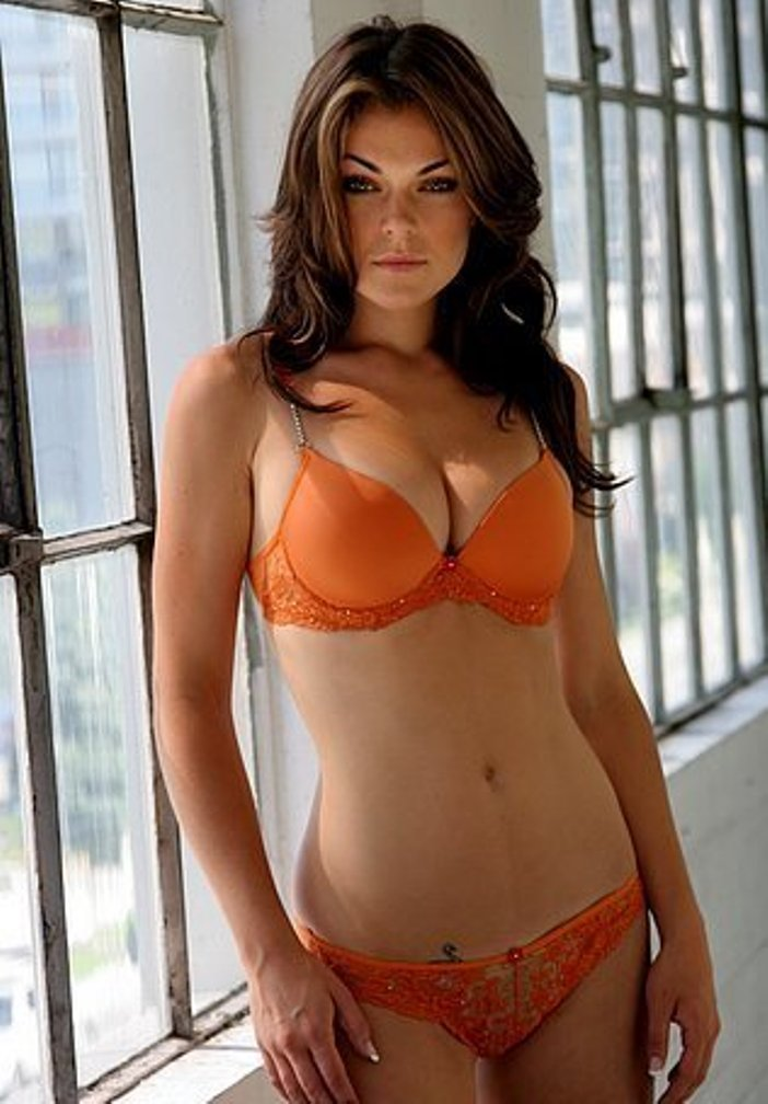 serinda swan in bikinis and lingerie showing tits