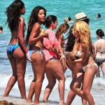 angela simmons ass 150x150 Angela Simmons Has  Fat Ass & A Seriously Beefy Cameltoe