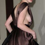 anne hathaway no bra 150x150 Anne Hathaway See Through With No Bra Shows Nipples & Almost Nude Breasts