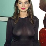 anne hathaway see thru tits 150x150 Anne Hathaway See Through With No Bra Shows Nipples & Almost Nude Breasts