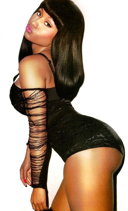 Nicki minaj huge ass sexy 9