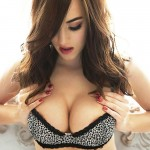 Rosie Jones huge tits 150x150 Rosie Jones Goes Topless With A Killer Ass Pic