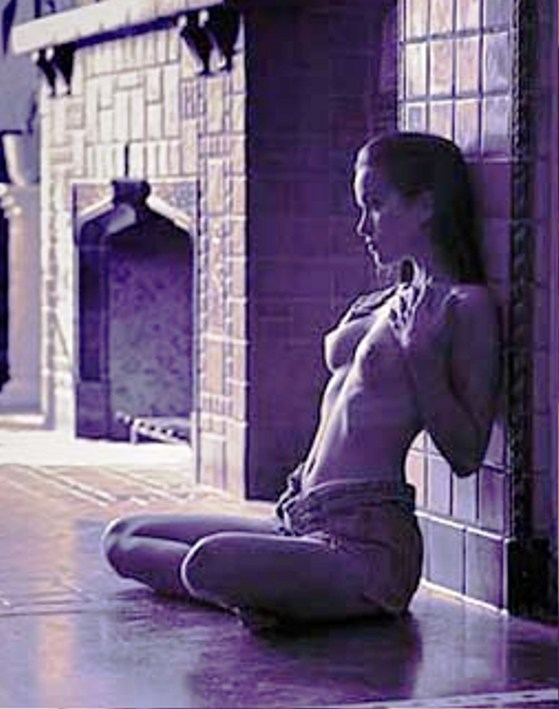 olivia wilde topless naked
