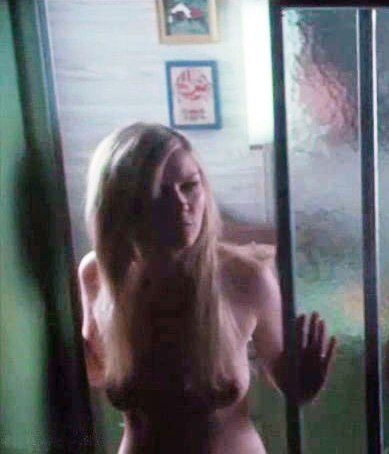 kirsten dunst stomach and nude