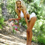 courtney stodden easter bunny bikini