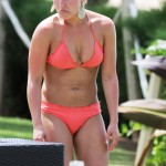 hayden panettiere ass in a bikini