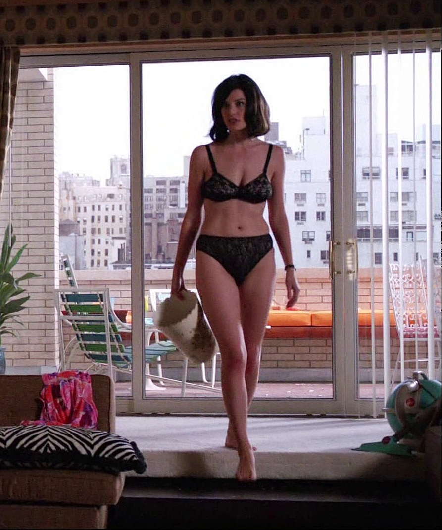 Jessica Paré sex mad men